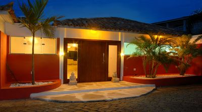 Ferradura house rental - Entrance