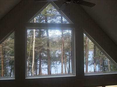 Lakeview from Masterbedroom