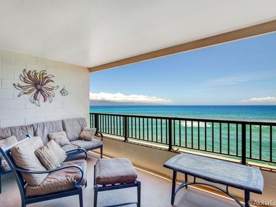 Overview - Condo 304, Maui Kai Beach Resort