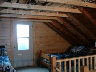 Harpswell cottage photo - The loft