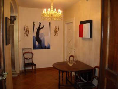 Beautiful apartment in Spanish Steps