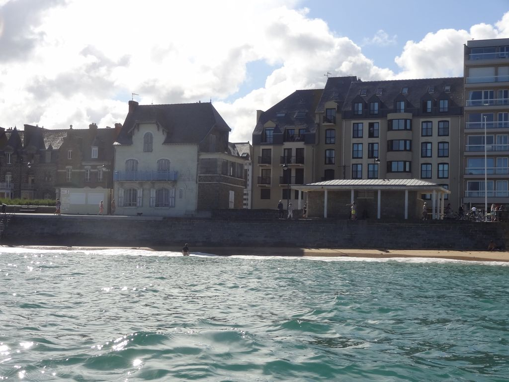 Plage du sillon t2 43 m 3 toiles internet wifi chq for Hotels 4 etoiles saint malo