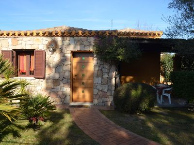 Sa Perda: lovely holiday homes a few steps from the beach