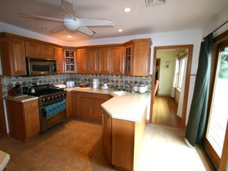 Sandwich house photo - High End Kitchen with Viking Stove and water views