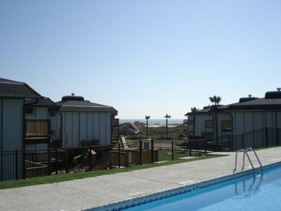 2 bedroom, 2 bath condo with a great view, community access to play area