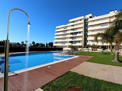 2 bed / 2 Bath apartment on the ground floor in Aquamar