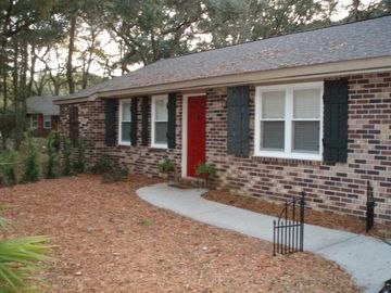 Beaufort house rental - Front of this Beautiful Cottage