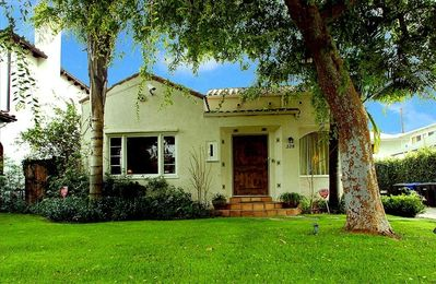 Front house of property in quiet cul de sac.  Safe upscale neighborhood.