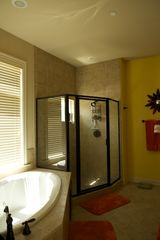 Ruidoso condo photo - master bath