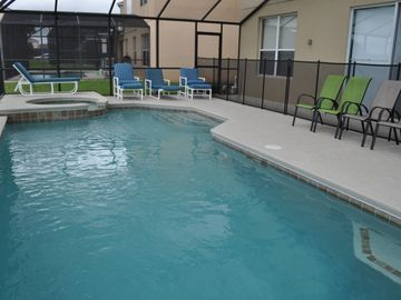 Swimming Pool, Spa and Pool Furniture