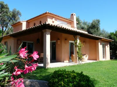 Charming villa at St Licie of Porto Vecchio France, 2625 ft away from the beach