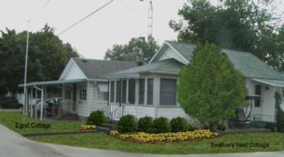 Sandusky cottage rental - Side by Side Cottages on the River