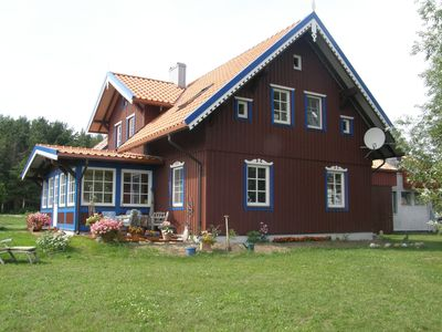 Holiday apartments on the Curonian Spit (38-26 sqm)