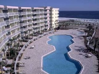Fort Walton Beach condo photo - Gulf Side Pool