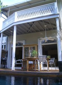 Master Porch & Outdoor Dining