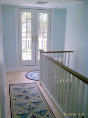 Osterville house photo - hallway to 2nd Deck