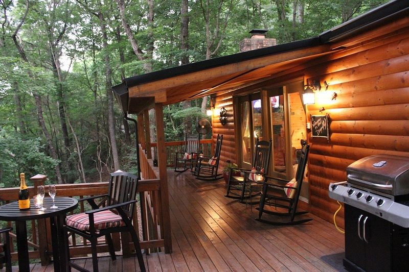 Beautiful cabin near ellijay ga apple vrbo for Ellijay cabins for rent by owner