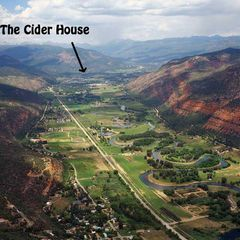 Durango house photo - Located 8 miles from Durango at the base of the mountains. DMR is 15 min North.