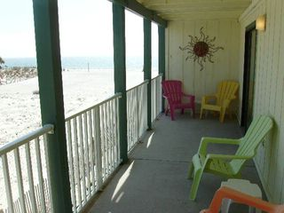 Gulf Shores condo photo - View from private balcony