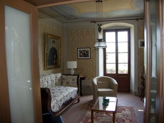 Toscolano-Maderno farmhouse photo - Historical Apartment Fiorini Sitting room 1800