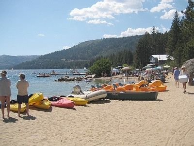 Private Beach at Donner Lake (Seasonal)