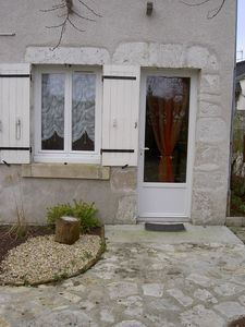 Comfortable cottage for 2 people in the heart of the Loire castles