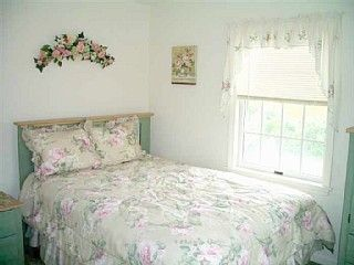 Yarmouth house rental - 1st Floor Queen Bedroom with a view