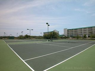 Gulf Shores condo photo - Nice Tennis Courts