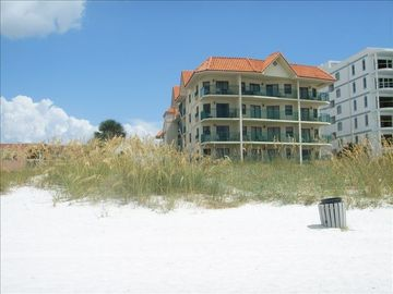 "St Pete Beach condo rental - Brand New in 2003 ""Quiet Beach Getaway"""
