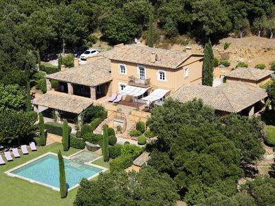 Luxury Private Villa In Tranquil Setting Close To Saint Tropez