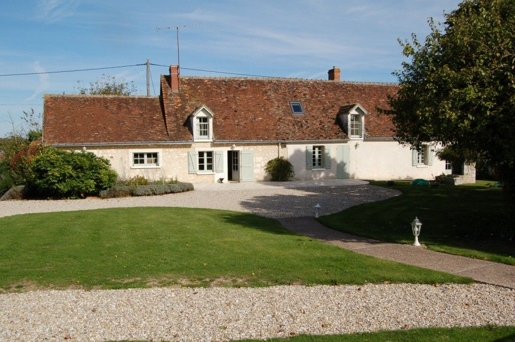 Peaceful house, close to the beach , Azay-le-ferron, Centre