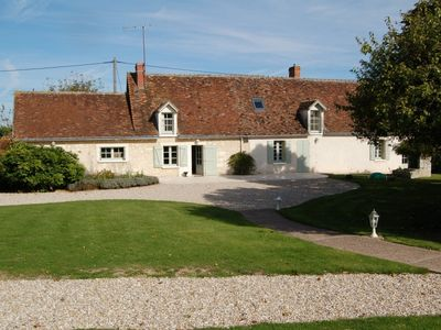 Beautifully renovated farmhouse & grange with pool in lovely area. - Le Fournil