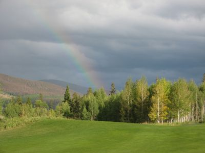 View from the Raven golf course