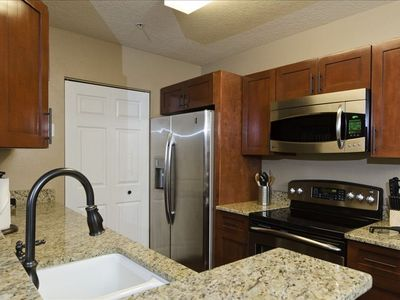 Granite Counter tops, Built in Cloths Washer and Dryer