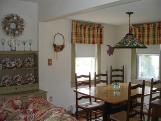 Pocasset house photo - dining area