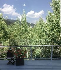Aspen condo photo - Gorgeous Aspen Mountain view