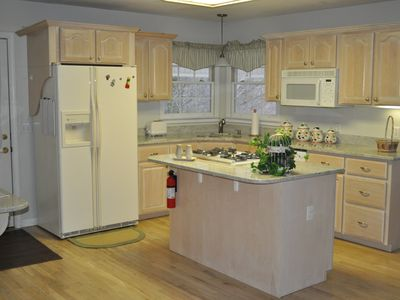 Kitchen - new granite countertops and all major appliances available