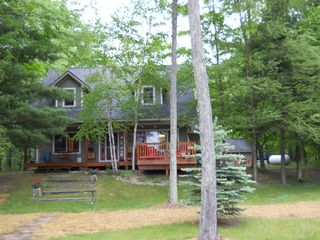 Nestled in the beautiful Up North Woods - Interlochen house vacation rental photo