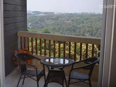 #2 Premium 2BHK Highrise Apt with V
