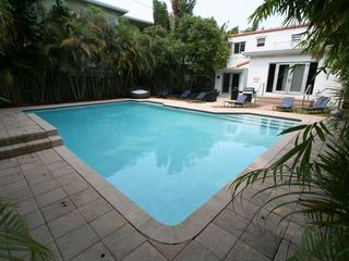 Bal Harbour apartment photo - Pool and backyard - alternative view