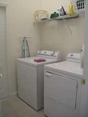 West Stonebridge villa photo - Laundry Facilities