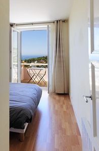 Cassis apartment rental - Bedroom