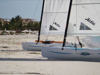 HOBIE CAT Included in rental
