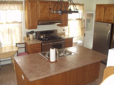 New Kitchen 2007