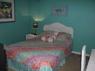 Dauphin Island property rental photo - Blue Green is my favorite color