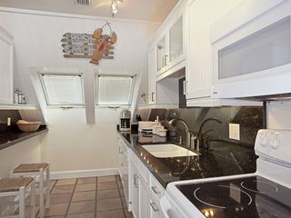 Key West condo photo - Eat-in Area, Loads of Dishes & Utinsils, Huge Refrierator w/2 Icemakers