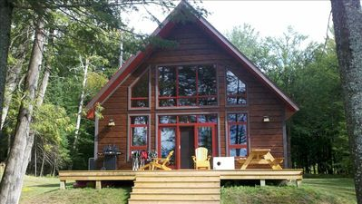 The Top 10 Lodge new in 2009 on Big Lake, Cisco Chain of Lakes