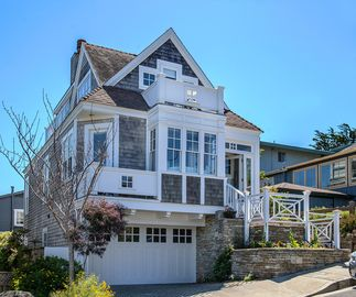 "Pacific Grove house rental - Welcome to ""Nautilus""!"