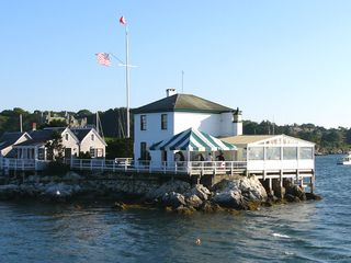 Newport house photo - Ida Lewis Yacht Club