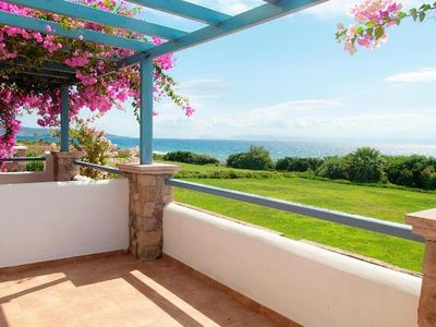 Beachofront Villa 93sq.m.
